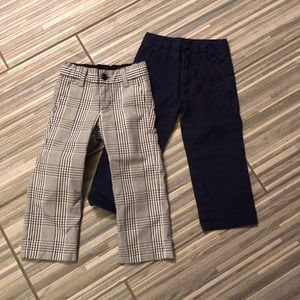 Janie and Jack pants size 2T
